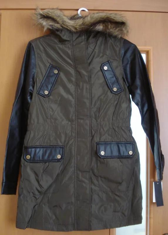 Куртка (анорак) для девочки от Steve Madden 7/8 лет