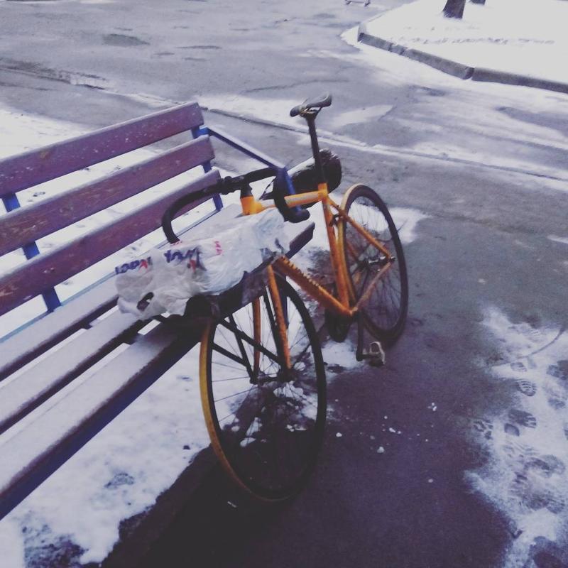 Проффесиальный вело курьер - Фото 2