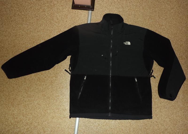 Флисовая куртка /подстежка the north face polartec