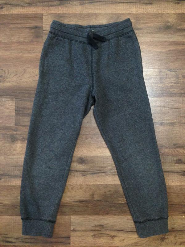 Спортивные штаны h&m,р.122-128,6-8лет,хлопок
