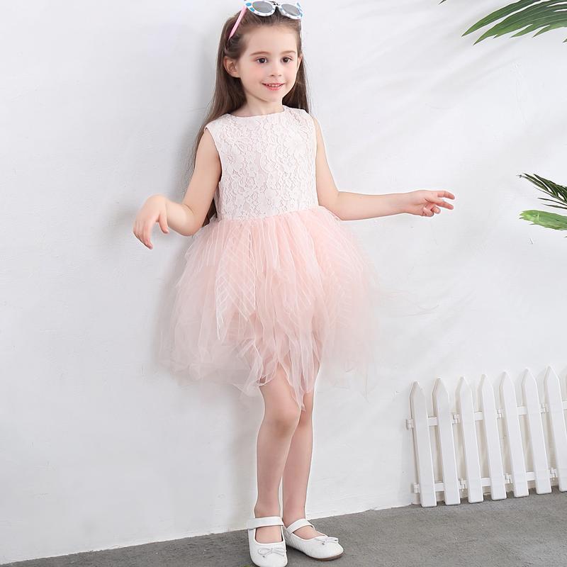 Нарядное красивое детское платье 1250