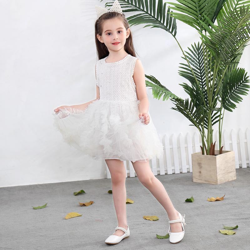 Нарядное красивое детское платье 1249