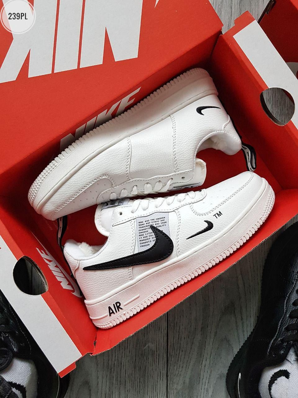 Nike air Force low - Фото 4