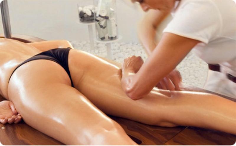 Антицеллюлитный массаж в Одессе