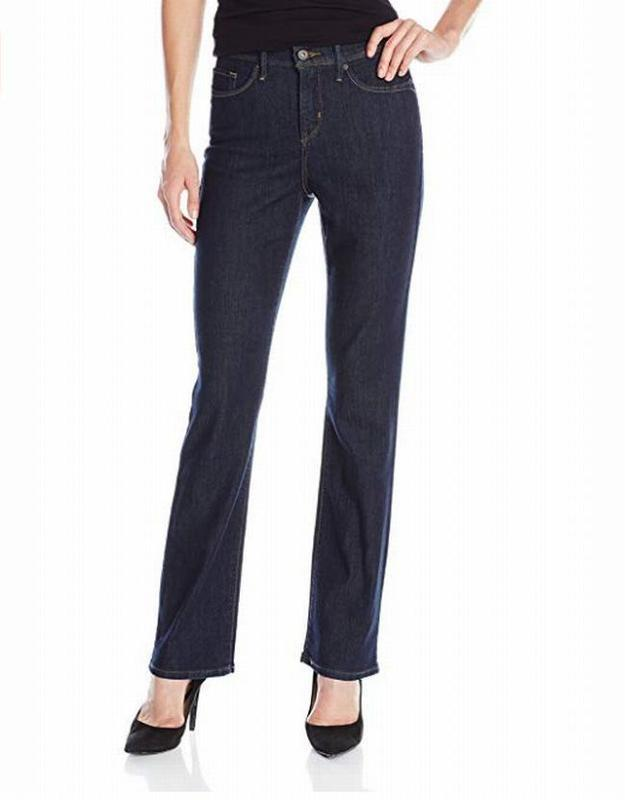 Levi's 512 perfectly slimming bootcut jeans джинсы 28