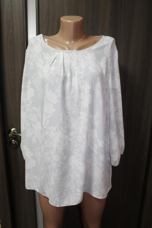 Блузка bonmarce в идеальном состоянии 4xl