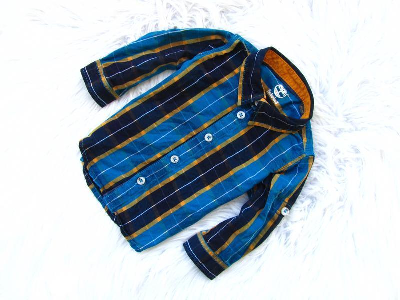 Качественная и стильная рубашка timberland