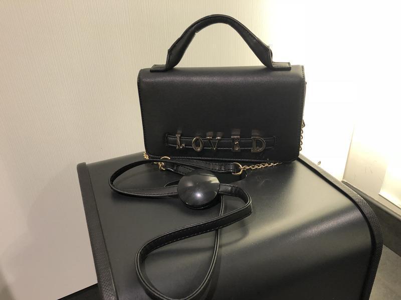 Качественная сумка с длинным ремешком сумочка amisu