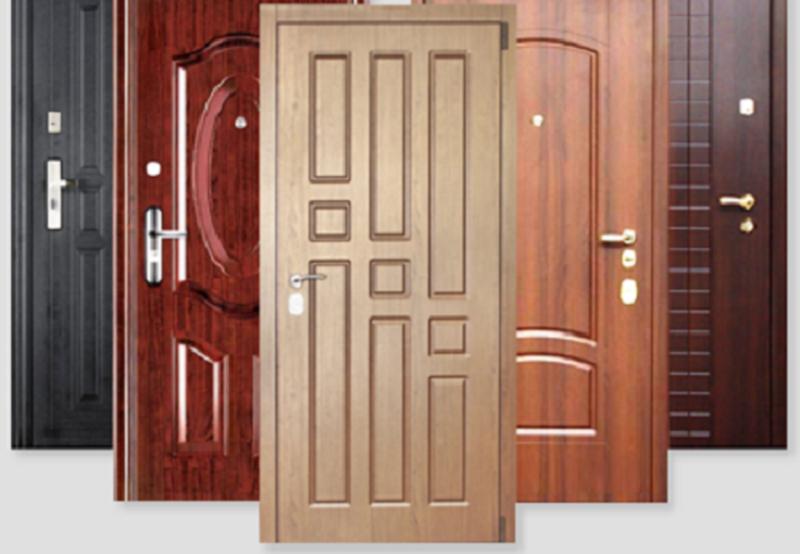 Входные двери металл