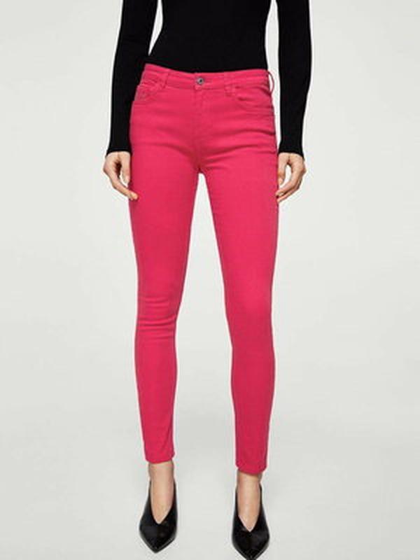 🔥🔥🔥стильные женские скинни-джинсы!🔥🔥🔥