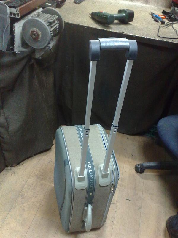 Ремонт чемоданов Любой сложности - Фото 2