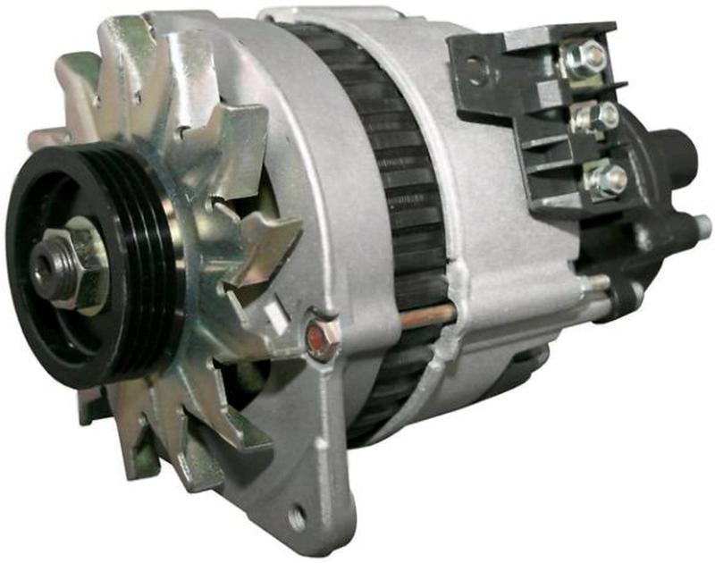 Новый генератор Транзит Ford Transit 2.5 Дизель с вакуумом (Lucas