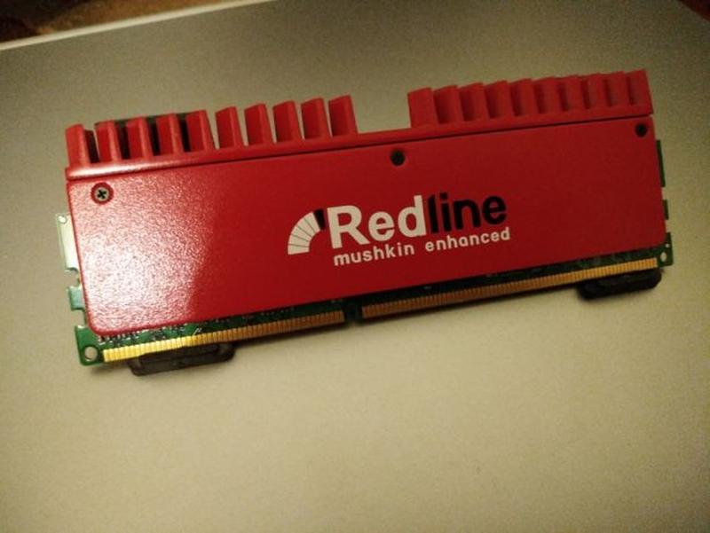 Mushkin DDR3-1866 4096MB