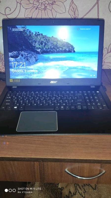 Ноутбук Acer Aspire E5-575G(intel core i5/940mx/16gb ram/FullHD)