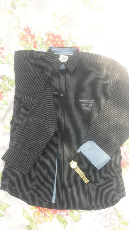 Крутая мужская рубашка tom tailor