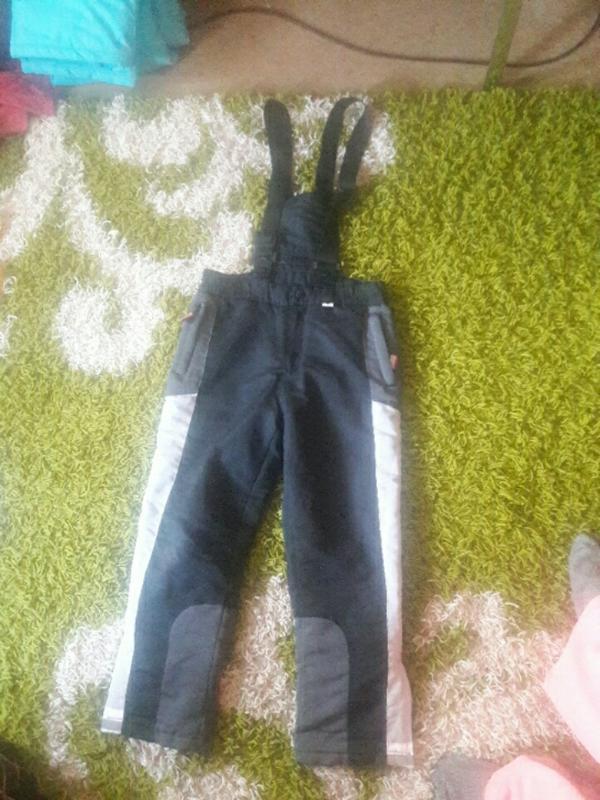 Детские лыжные штаны tom tino