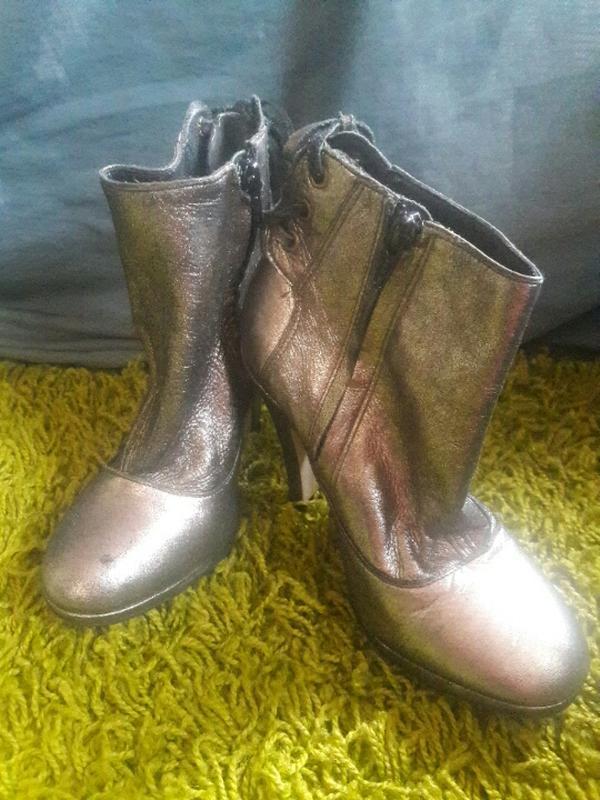 Бразильские ботинки, ботильены, туфли, полусапожки