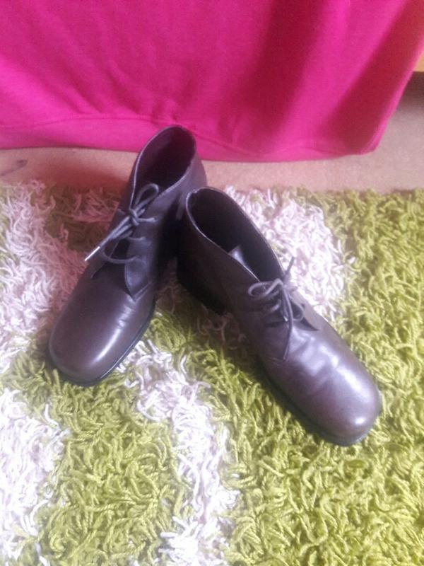 Стильные ботинки, оксфорды bootalino