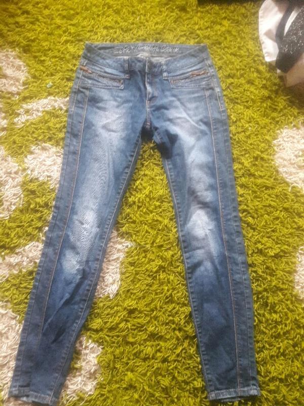 Стильные джинсы esprit