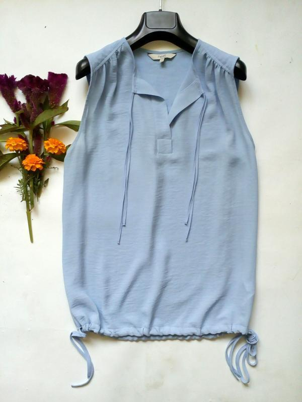 Блуза с завязками 10