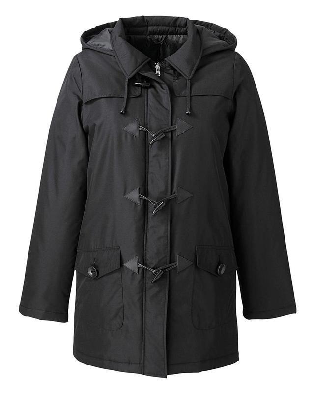 Утепленная куртка без капюшона дафлкот being casual синтепон э...