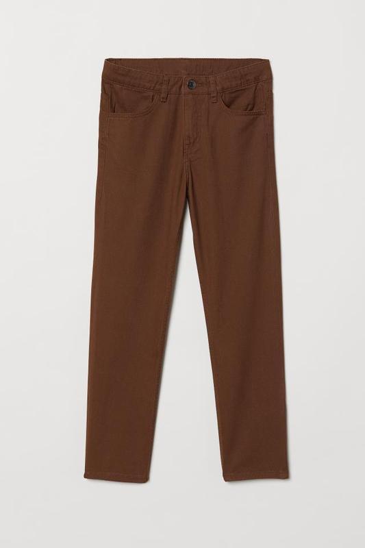 Джинсы брюки хлопок на рост 164,170см от h&m