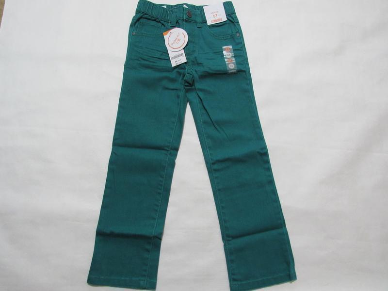 Стрейчовые джинсы скинни gymboree для мальчика 5-6 лет