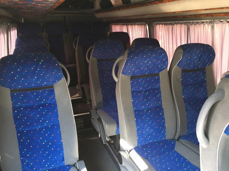 Автобусное видение одиночное САП «СИРИУС»