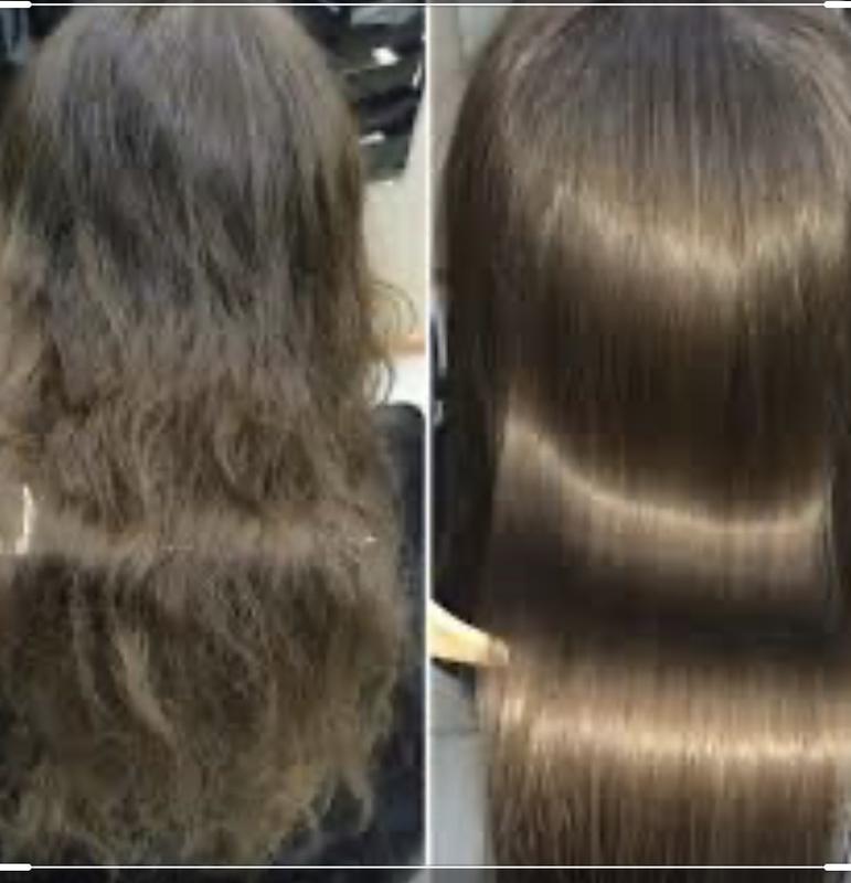 Реконструкция волос плюс Лечебная стрижка