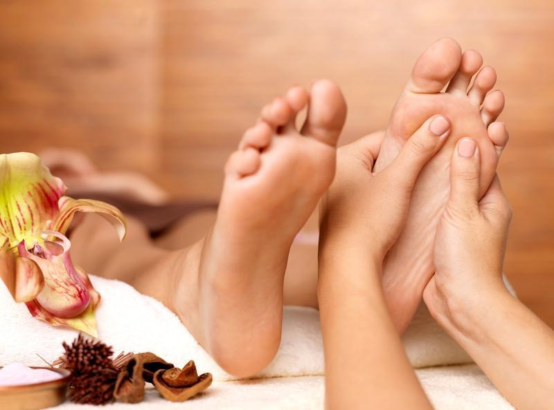Массаж - Golden Hands Massage