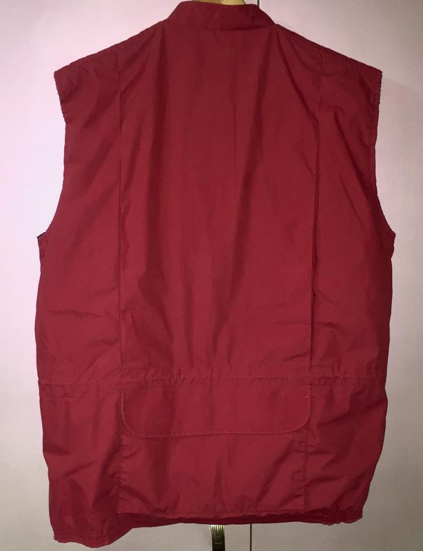 Мужская куртка жилетка jack wolfskin - Фото 4