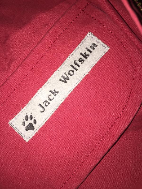 Мужская куртка жилетка jack wolfskin - Фото 8