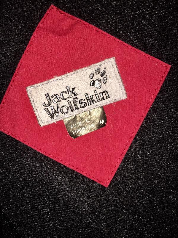 Мужская куртка жилетка jack wolfskin - Фото 9