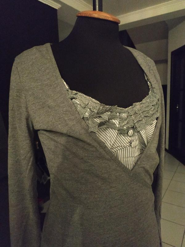 Осеннее ретро платье италия винтаж винтажное кружево оборки ос...