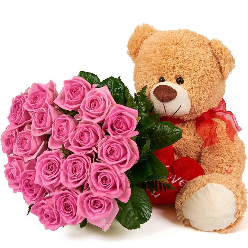 Доставлю цветы с подарками, обрадую Ваших близких.