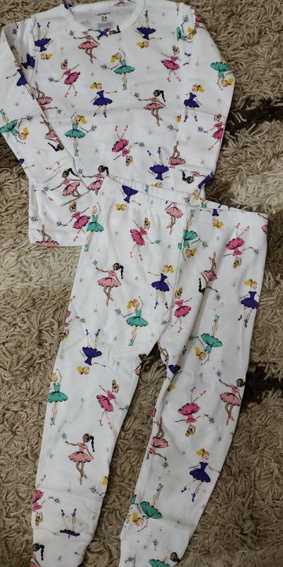 Пижама картерс 24 мес балерина