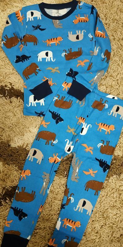 Пижама картерс 4т - Фото 4