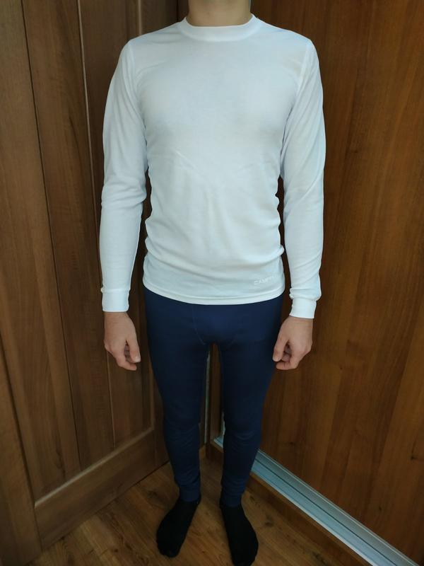 Набор универсального мужского термобелья campri штаны кальсоны... - Фото 8
