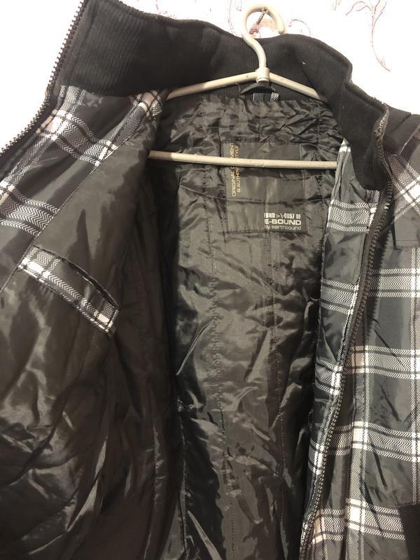 Куртка мужская демисезонная - Фото 2