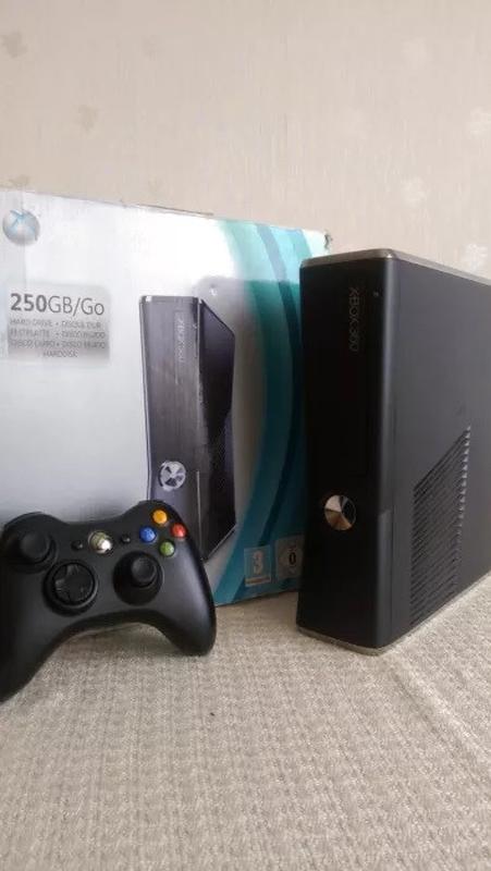 xbox 360 слим как прошить