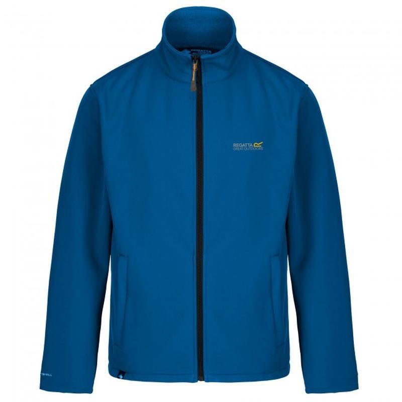 Куртка regatta men's cera iii funnel neck softshell jacket раз...