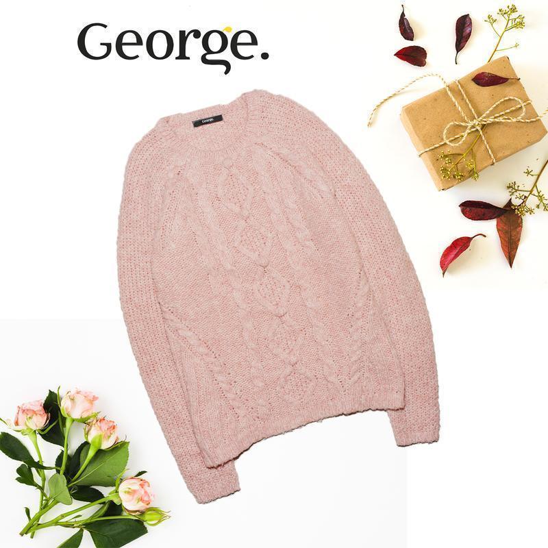 Нежный свитер george