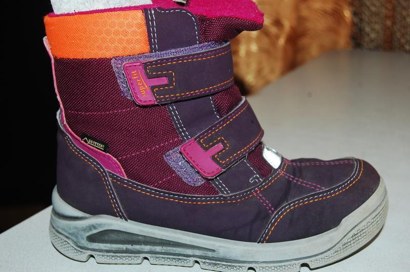 Зимние  ботиночки superfit 29 размер