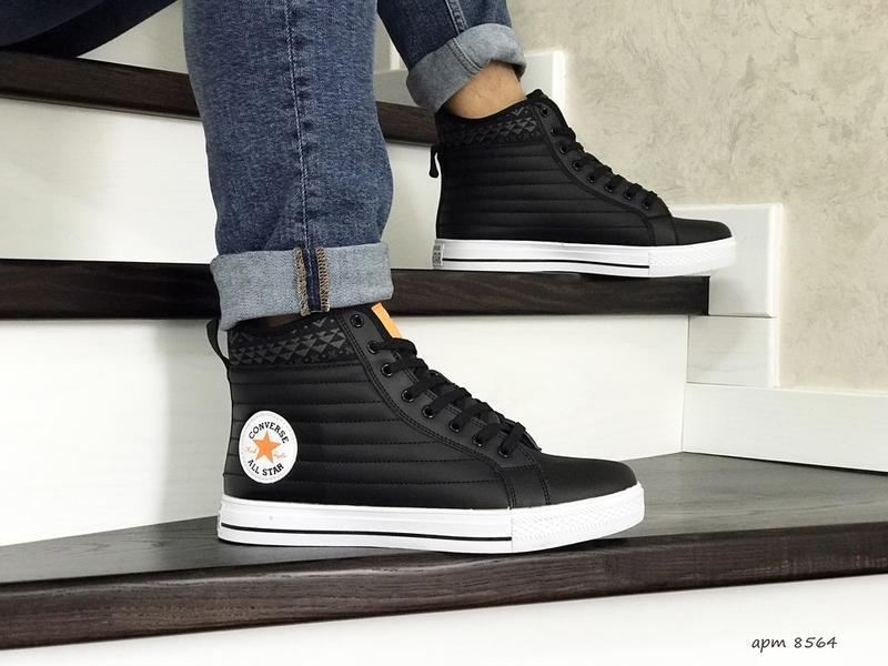 Осень мужские ботинки высокие кроссовки