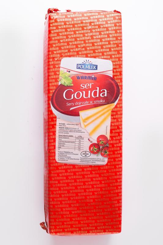 Сыр Гауда GOUDA Polmlek