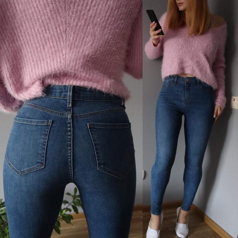 ❤️идеальные джинсы skinny скинни