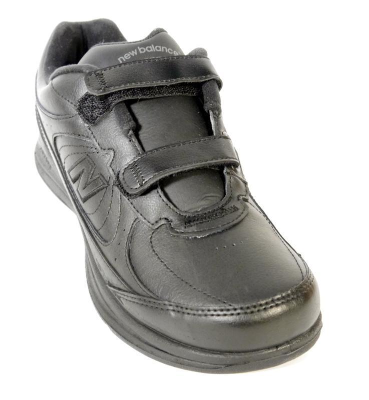 Черные кроссовки new balance 577 сша оригинал кожа липучки