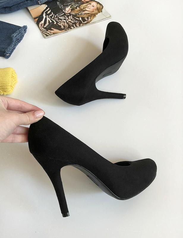 Обалденные замшевые туфли graceland