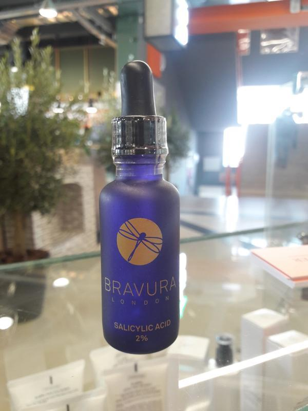 Саліциловий пілінг bravura london salicylic acid 2%