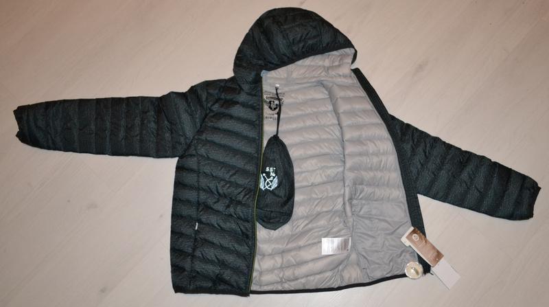 Пуховик, пуховая куртка c&a angelo litrico - Фото 2